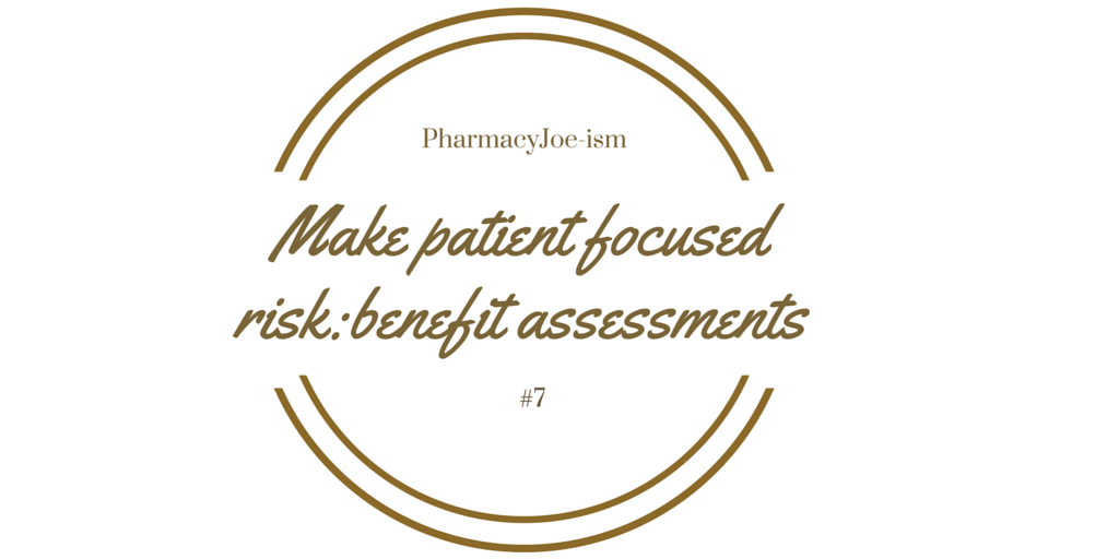 Episode 11: Making Patient Focused Risk:Benefit Assessments